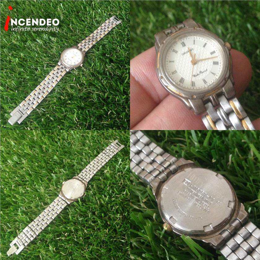 **incendeo** - Orient Stainless Steel Watch for Ladies