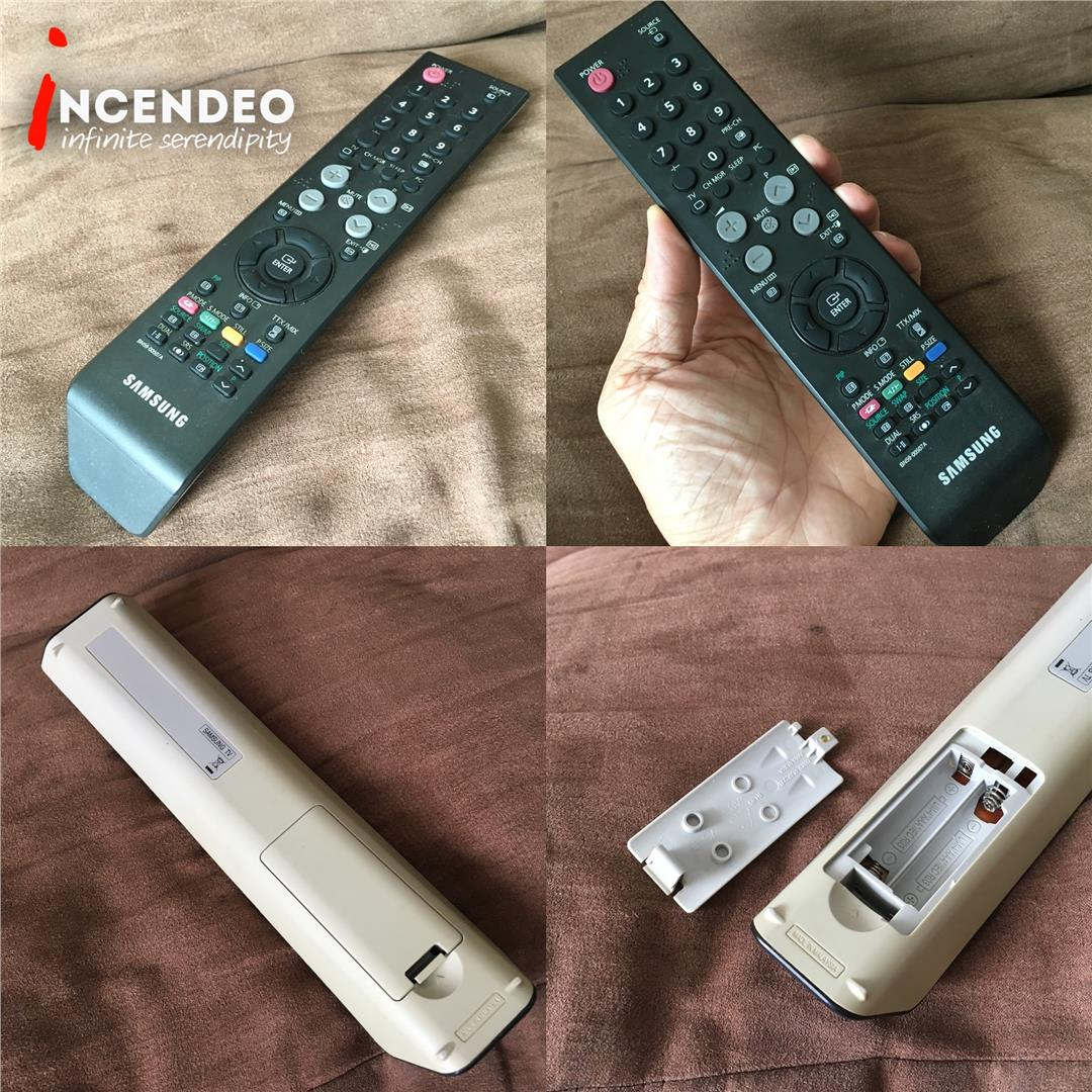 **incendeo** - Original Samsung TV Remote Control BN50-00507A
