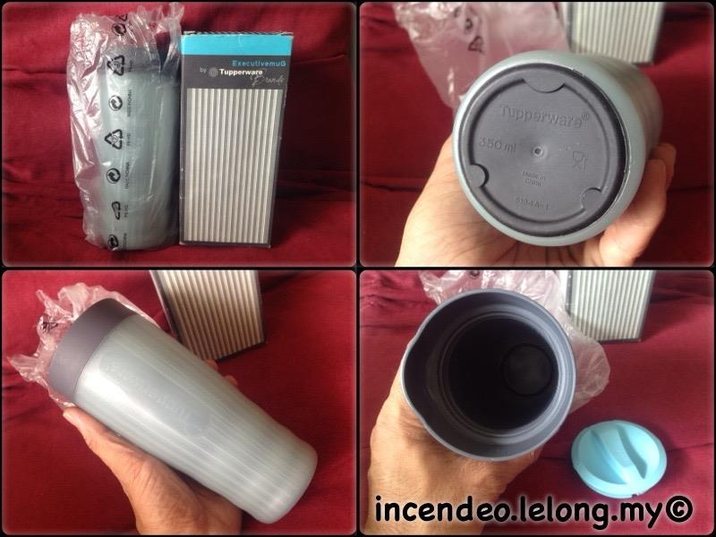 **incendeo** - Original TUPPERWARE Executive Mug 350ml
