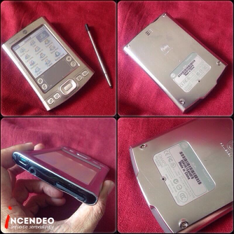 **incendeo** - PALM Tungsten E Color Touchscreen PDA