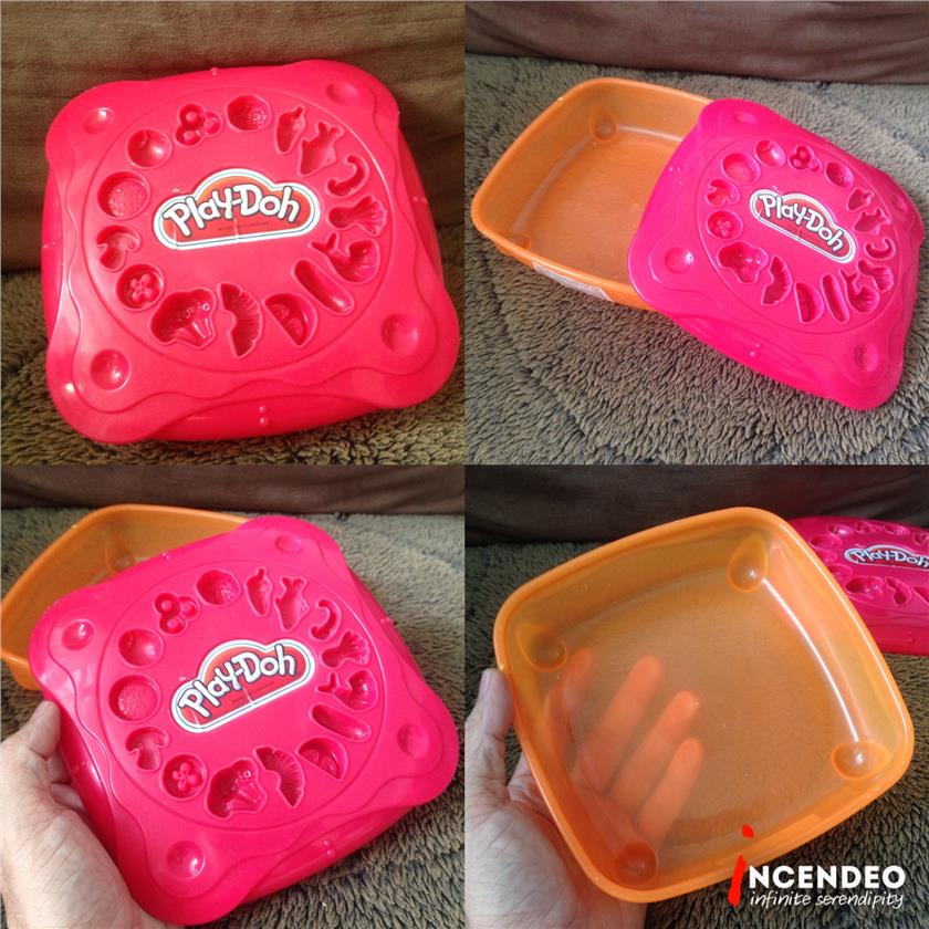 **incendeo** - Play-Doh Container