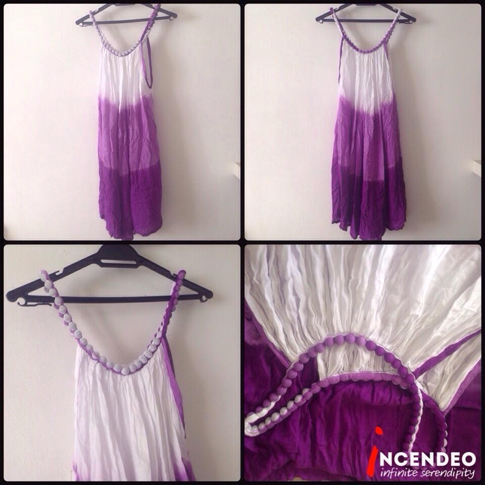 **incendeo** - Purple Dress for Ladies