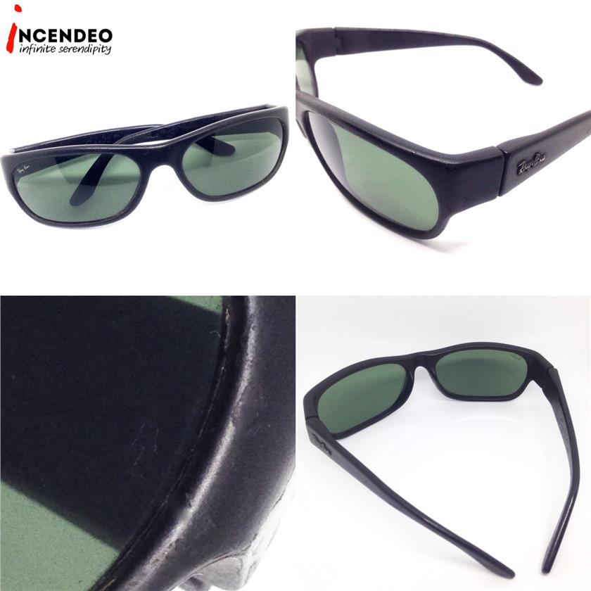 **incendeo** - R A Y-B A N Bausch and Lomb Predator Sunglasses