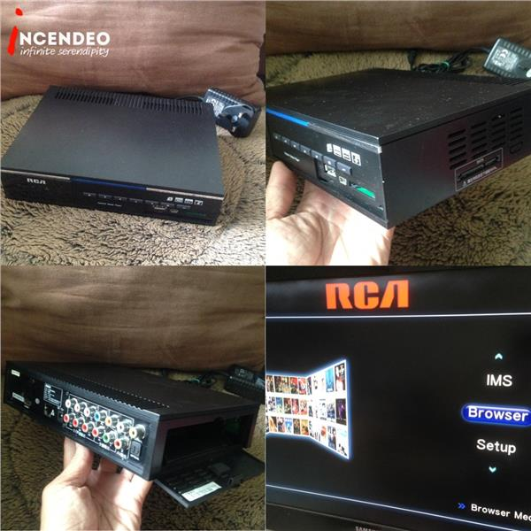 **incendeo** - RCA HD Media Player E60T