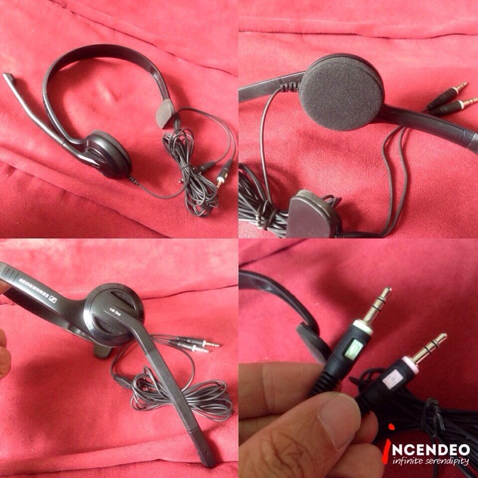 **incendeo** - SENNHEISER Computer Headset PC-21