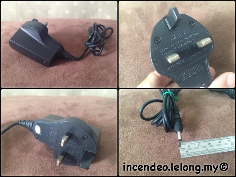 **incendeo** - SMART Mobile Phone 5V-11V 500mA Charger