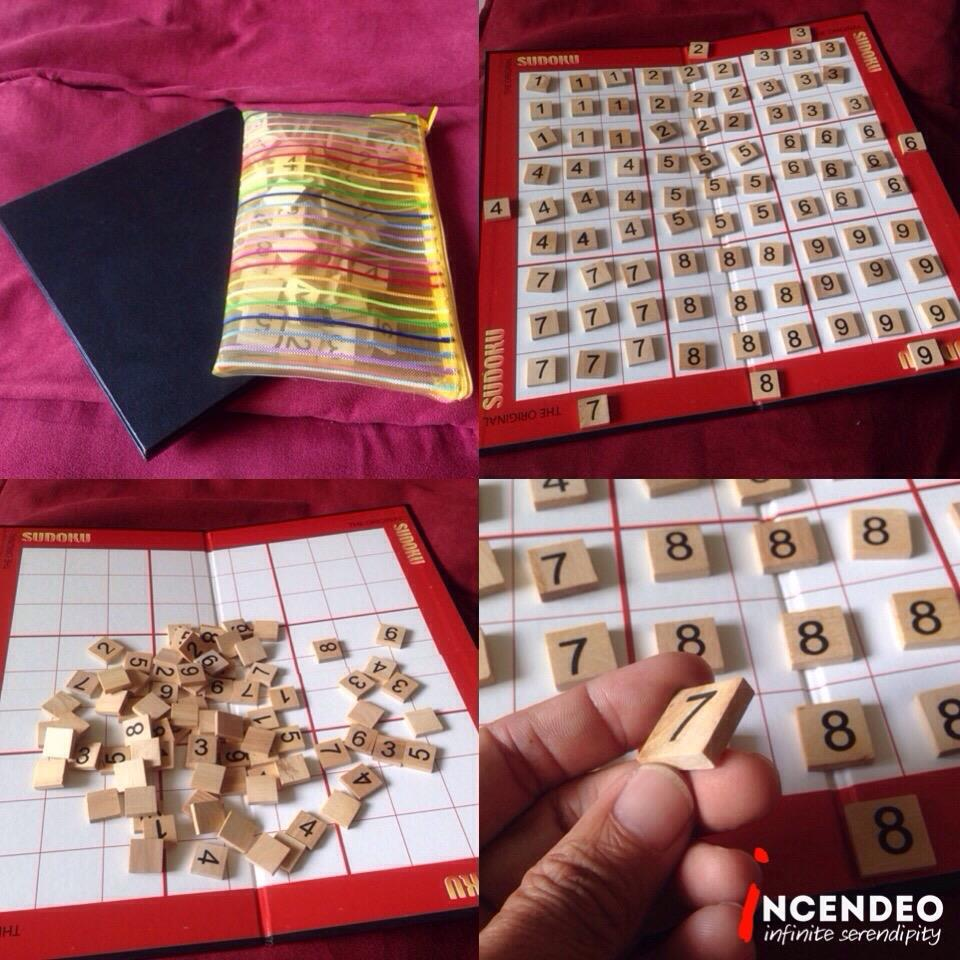 **incendeo** - SODUKU Board Game