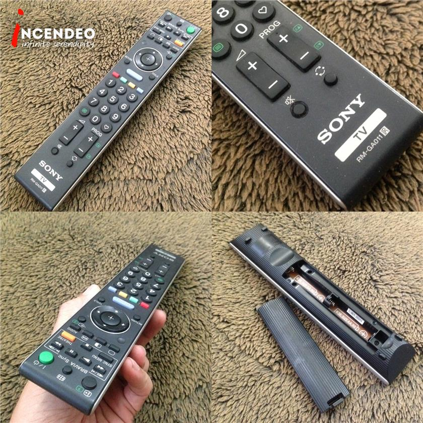 **incendeo** - SONY TV Remote Control RM-GA011