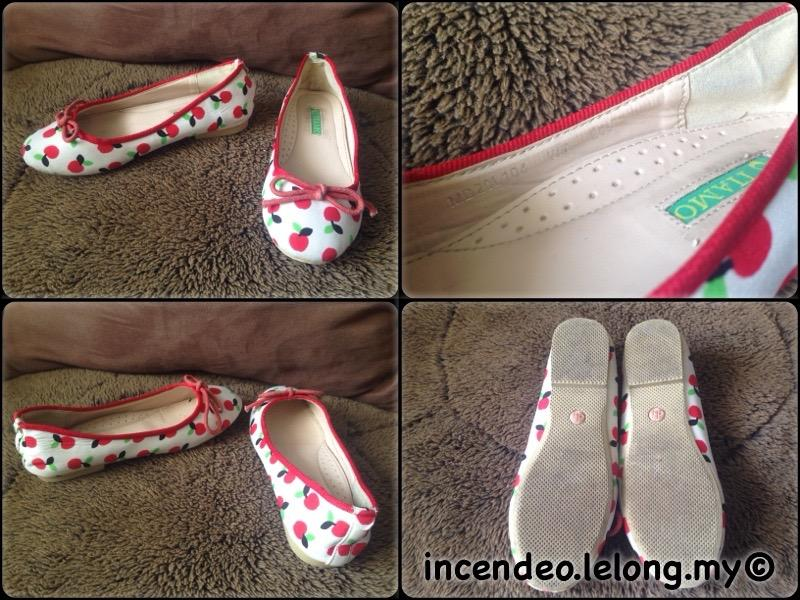 **incendeo** - TIAMO Cherry Shoe for Girls