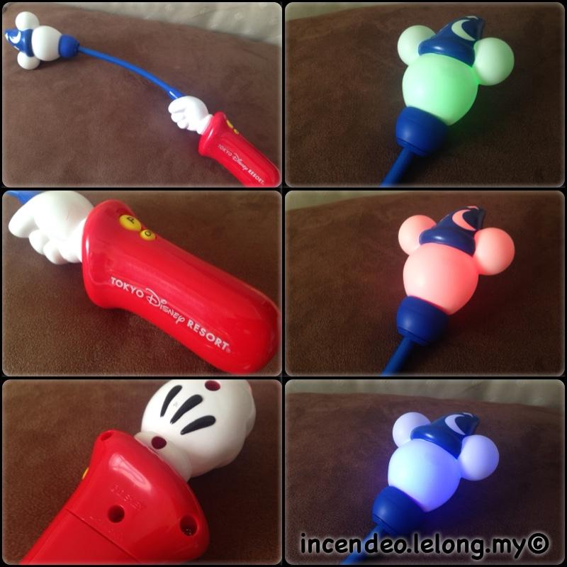 **incendeo** - TOKYO Disney Resort Mickey Magic Light Wand