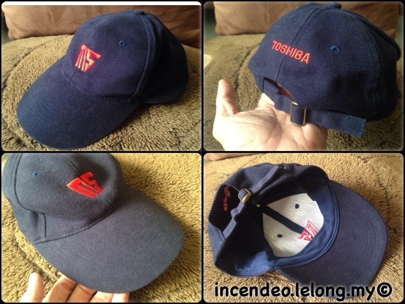 **incendeo** - TOSHIBA MS Blue Cap
