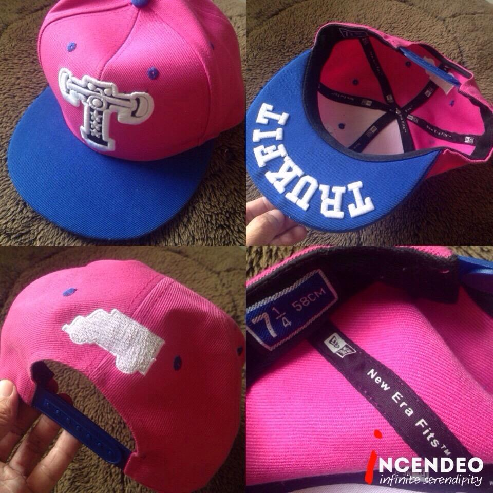 **incendeo** - TRUKFIT New Era Fits Pink and Blue Cap