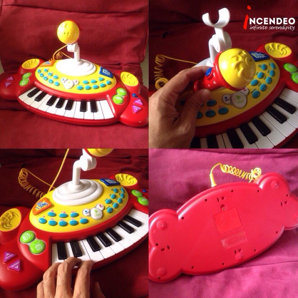 **incendeo** - WinFun Digital Sing Along Piano for Kids