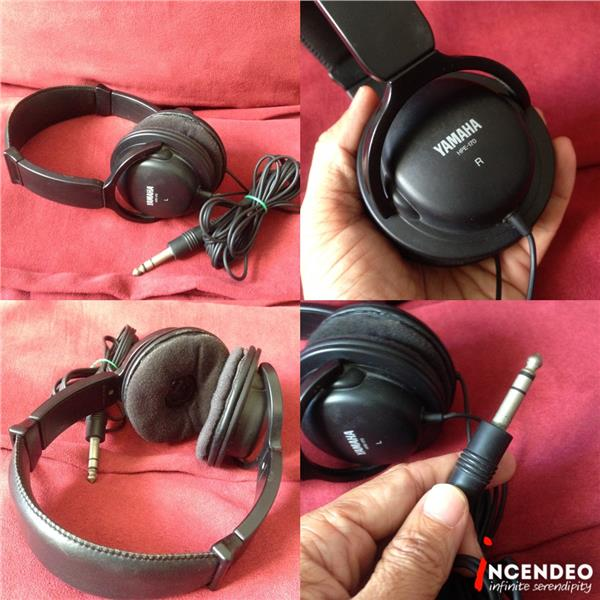 **incendeo** - YAMAHA Stereo Headphones HPE-170