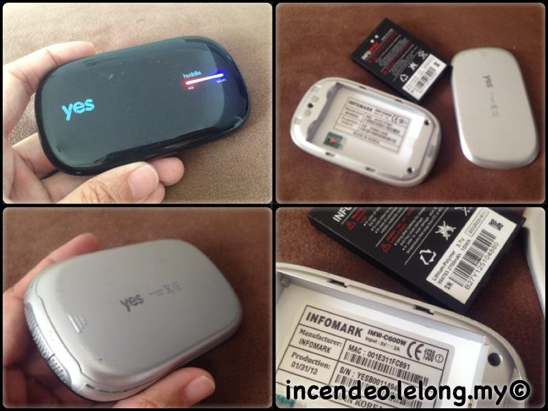 **incendeo** - yes huddle 4G Mobile Wireless Hotspot