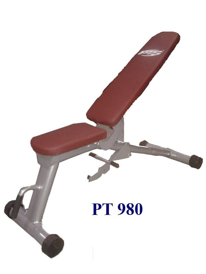 INCLINE / DECLINE BENCH