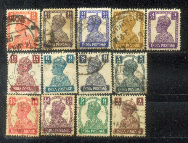 India Nice Stamps Lot 1