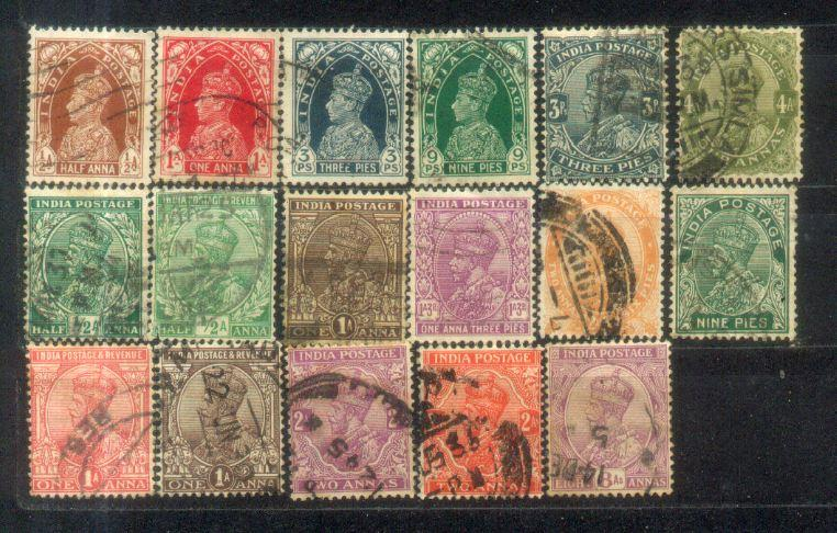 India Nice Stamps Lot 2