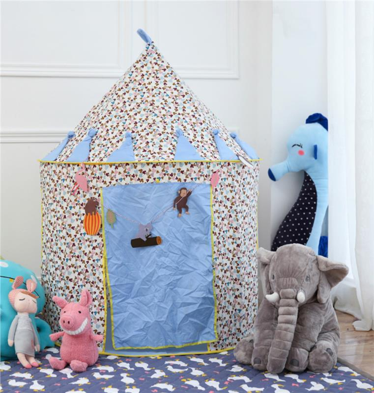 Indoor/Outdoor Mickey Mouse Tent House Blue