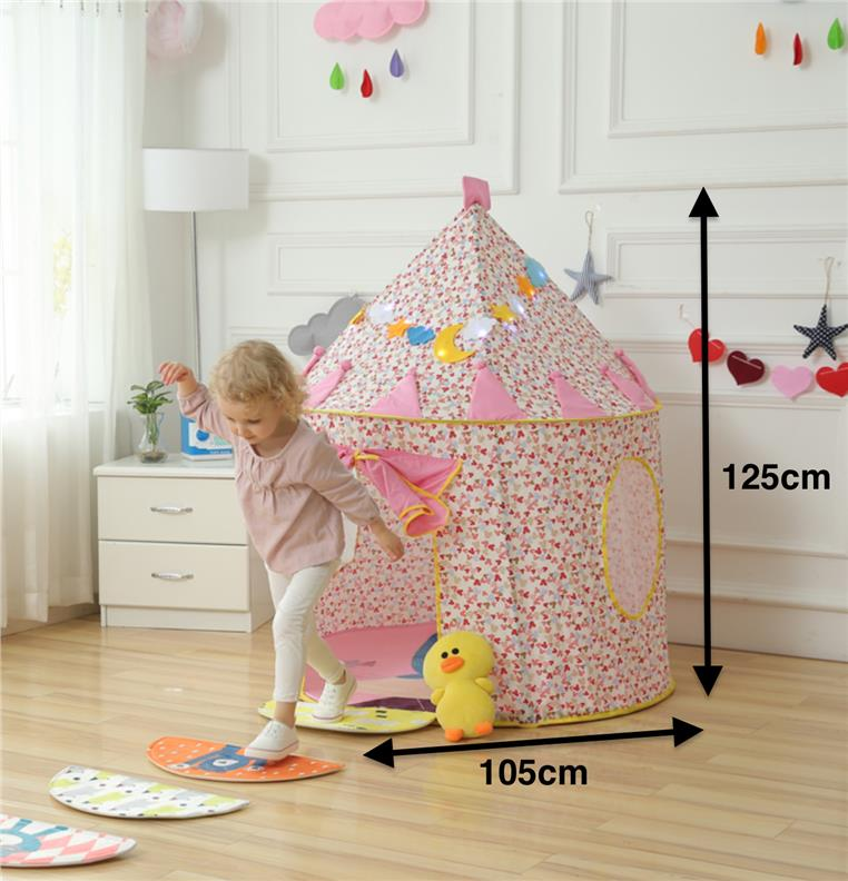 Indoor/Outdoor Mickey Mouse Tent House Pink