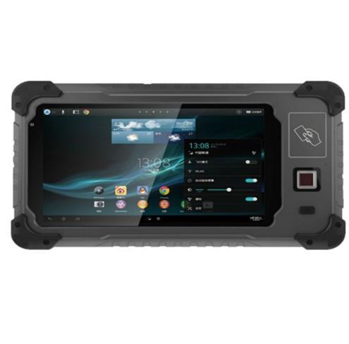 Rugged Tablet Pc 1d 2d Laser Barcode Scanner