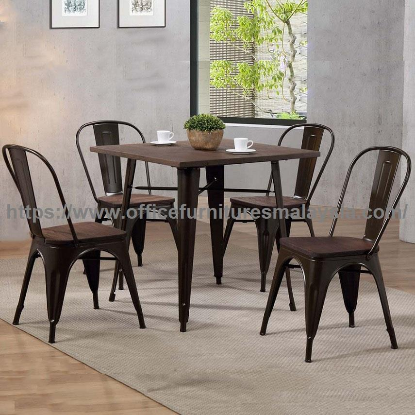 Industrial Style Dining Set Ygrds 1 End 3252020 1215 Pm