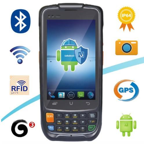 Industry Android PDA Handheld Terminal GPRS WIFI GPS