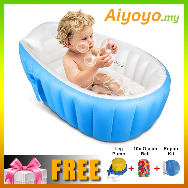 Infant Baby NewBorn Inflatable Batht (end 10/6/2020 1:02 PM)