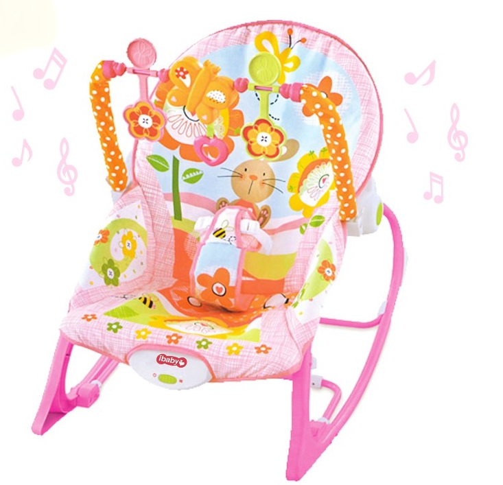 Infant To Toddler Rocker Baby Fast Sleeping Music Swing Chair Bouncer