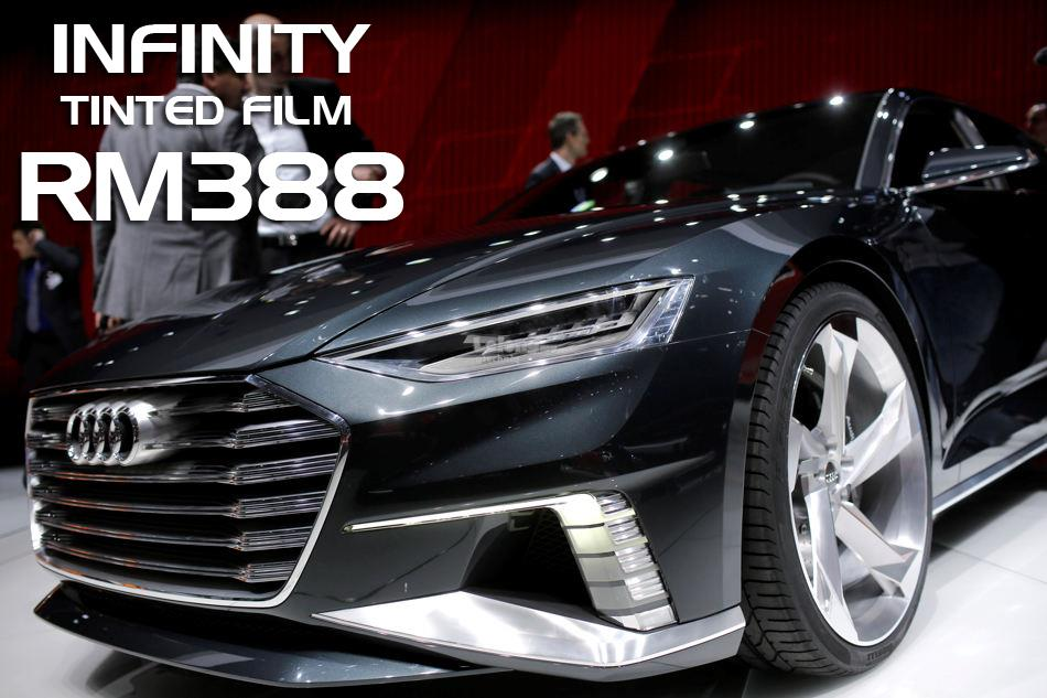 infinity car. infinity full car window tinted film infinity