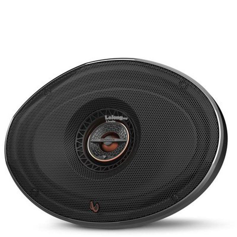 "INFINITY REF-9622IX Reference Series 6"" x 9"" 2-Way Coaxial Speakers 10"