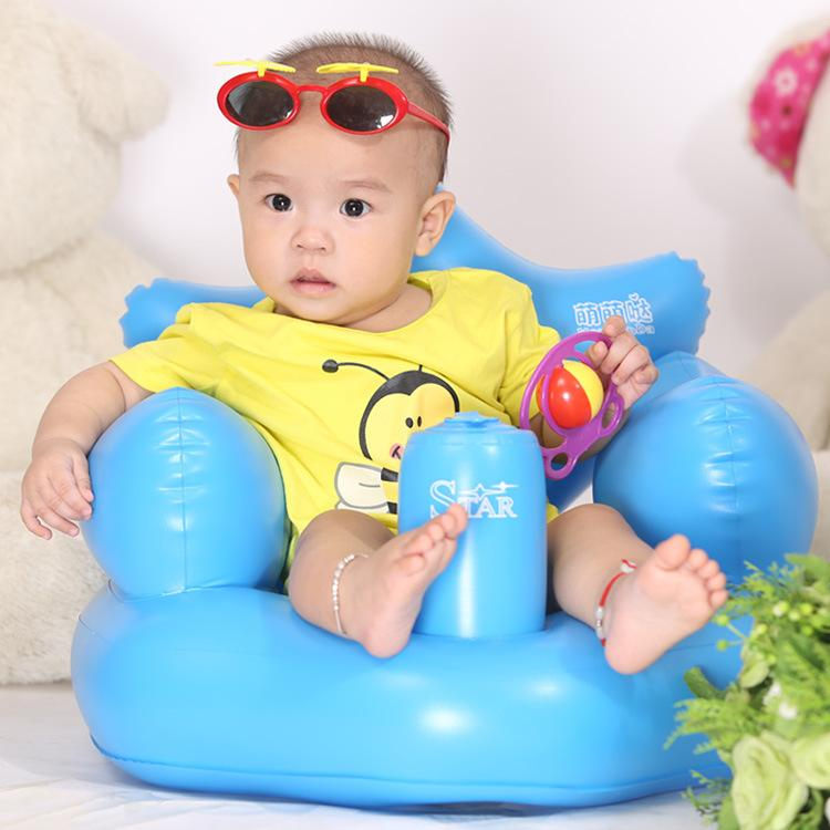 Inflatable Baby Bath Chair (end 7/12/2018 11:15 PM)