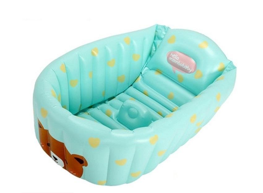 Inflatable Baby Bath Tub + Free Leg (end 1/30/2019 1:15 PM)