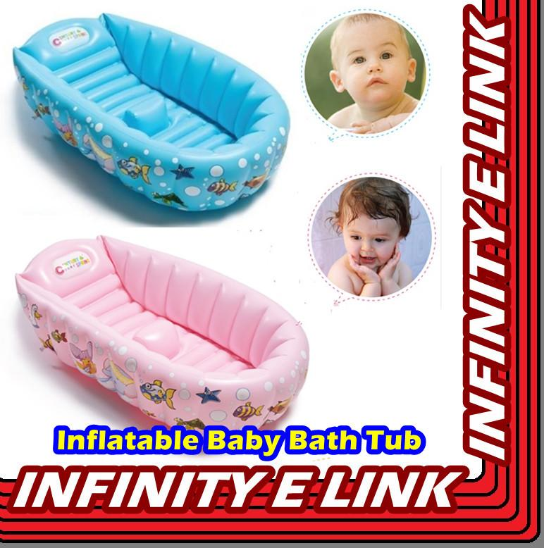 NEW!! Inflatable Baby Bath Tub (end 8/1/2018 12:00 AM)