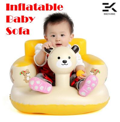 Inflatable Learning Sit Baby Sofa Chair / Baby Bath Seat (A753 )