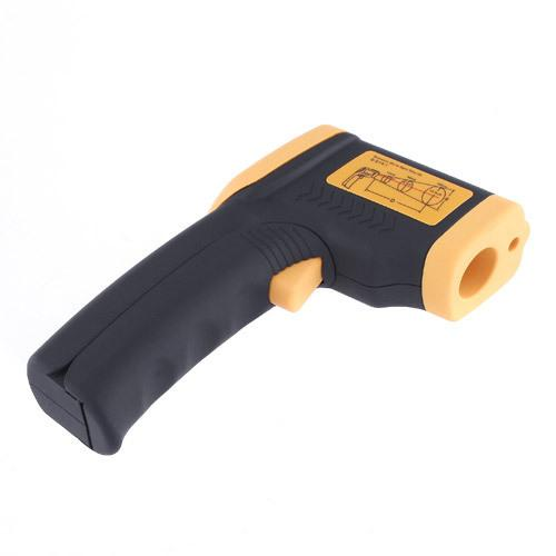 Infrared IR Digital Thermometer -50 to 380C ( -58 to 716F )