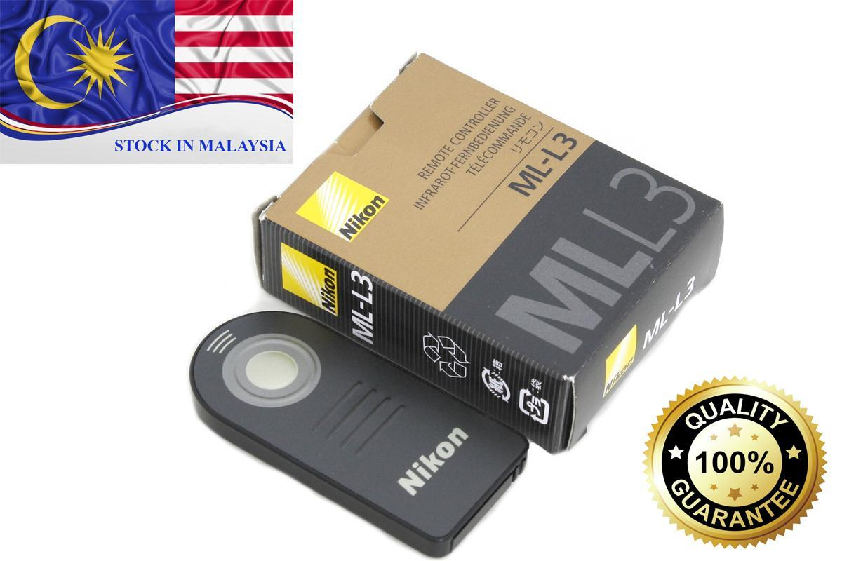 Infrared remote control Nikon ML-L3