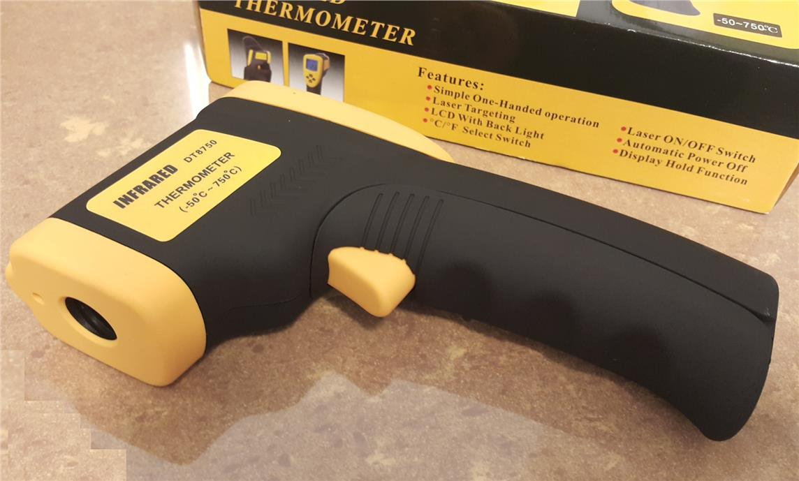 Infrared Thermometers ID668386