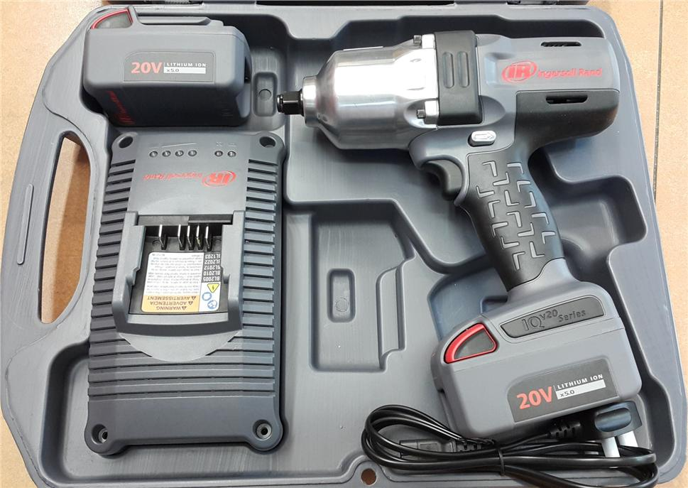 ingersoll rand w7150eu cordless impact wrench