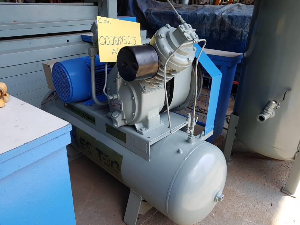 Ingersolrand 15hp aircompressor, rm