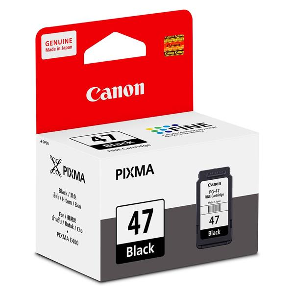 INK CARTRIDGE CANON PG-47