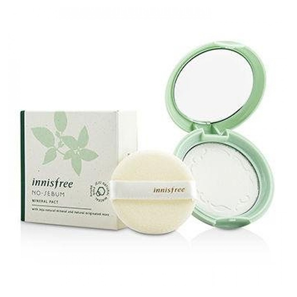 Innisfree No Sebum Mineral Pact 8.5g. ‹ ›