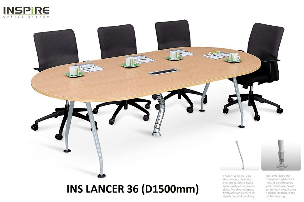 INS LANCER 36 MEETING TABLE | CONFERENCE (D1500mm)