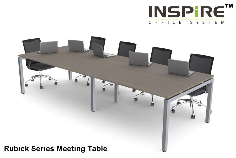INS RUBICK 18 MEETING | CONFERENCE TABLE
