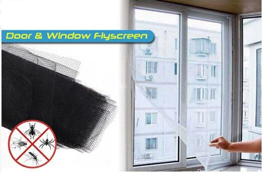 INSECTS PROTECTION WINDOW MESH