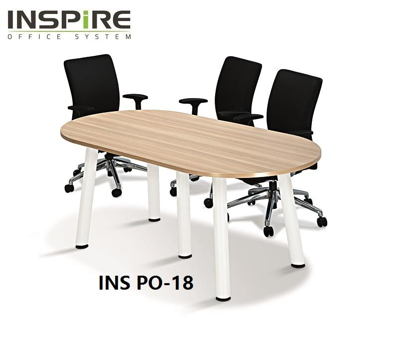 Inspire INS PO-18 Conference / Meeting Table