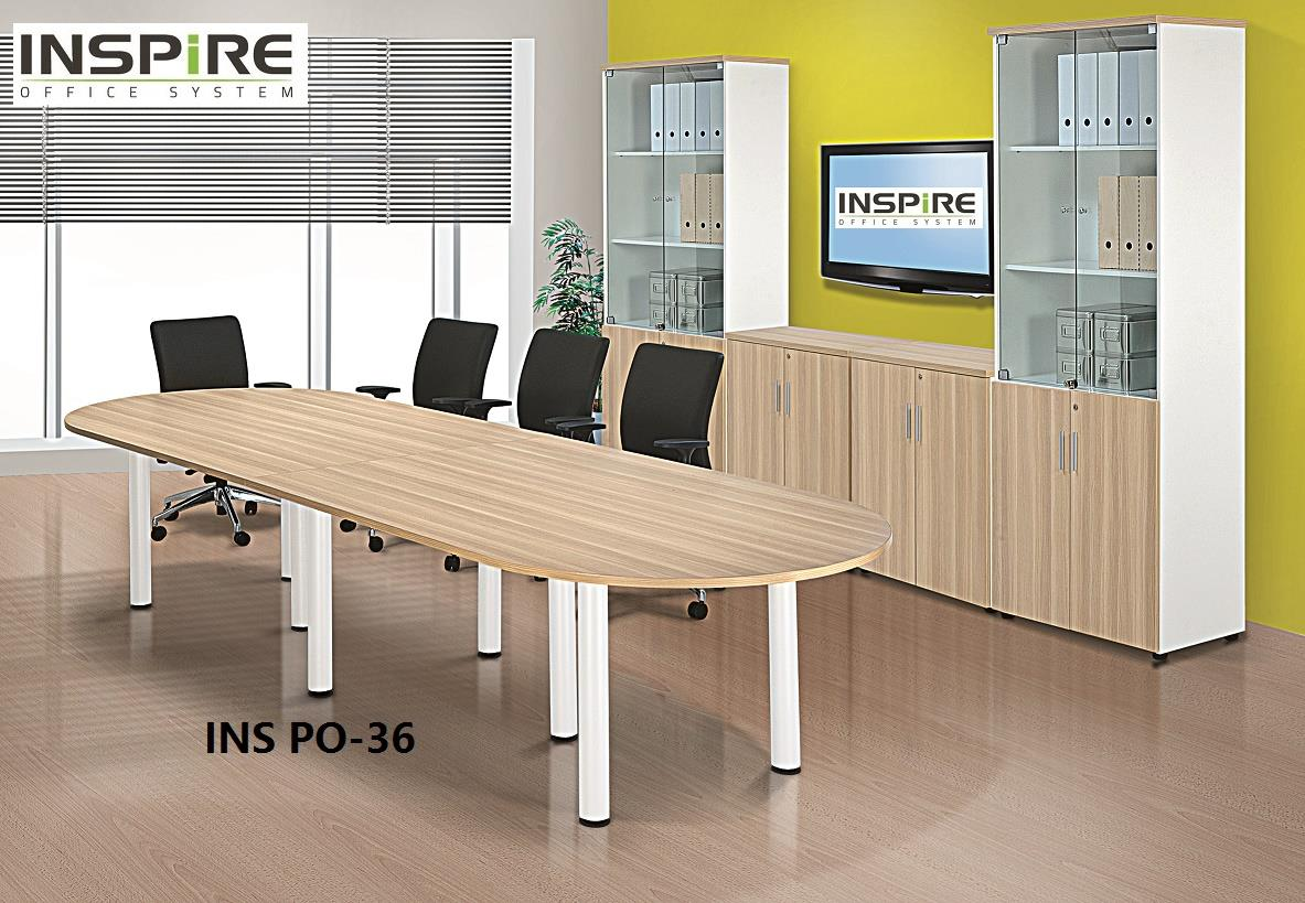 Inspire INS PO-36 Conference / Meeting Table