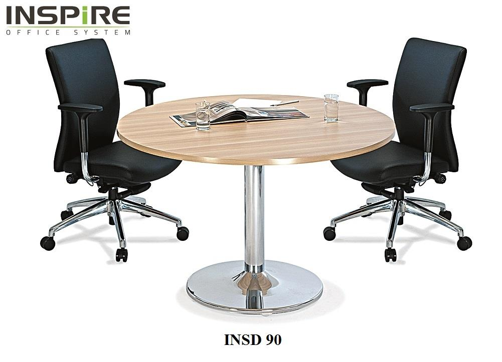 Inspire INSD90 Round / Discussion / Meeting Table