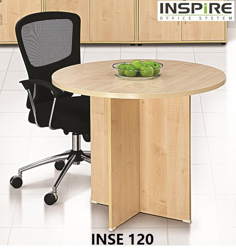 Inspire INSE120 Round / Discussion / Meeting Table