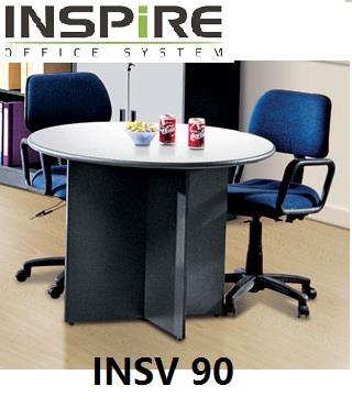 Inspire INSV 90 Round / Discussion / Meeting Table